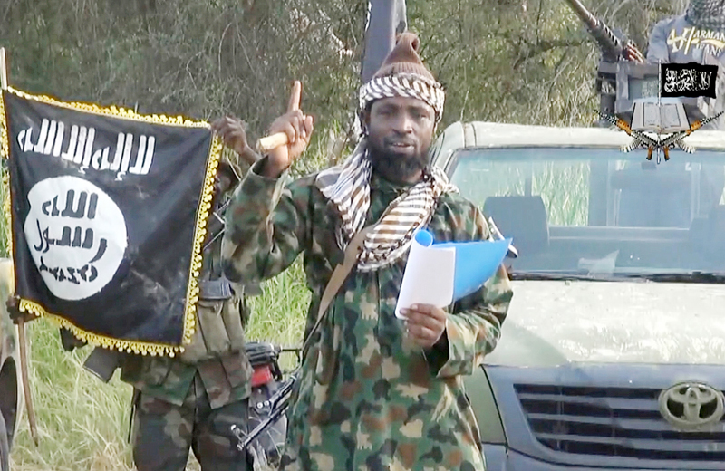 Troops recover Shekau's Qur'an, flag
