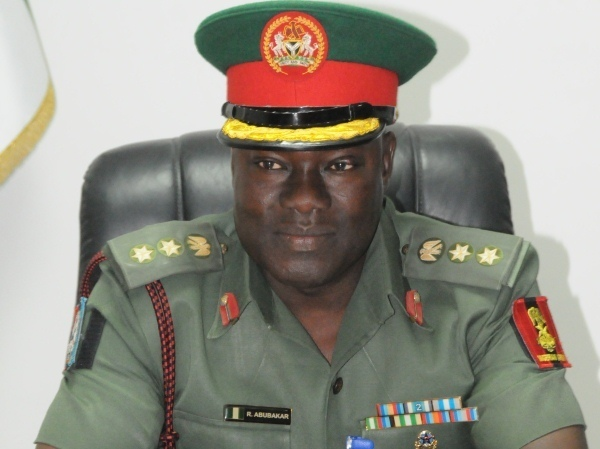 Defence spokesman: we'll not reveal whereabouts of other Chibok girls