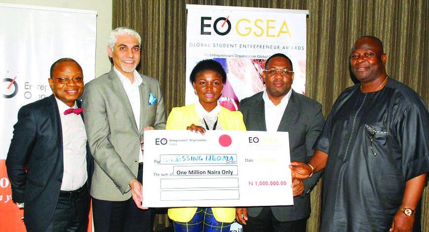Image result for Nigerians for global entrepreneurs' awards