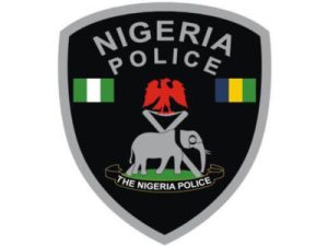 Nigerian police officer