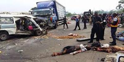 15 die in Lagos-Ibadan expressway crash