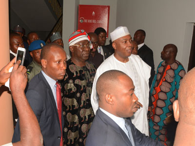 Alleged forgery: Saraki, Ekweremadu, others get conditional bail
