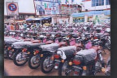 Image result for Ondo AD distributes motorcycles to members