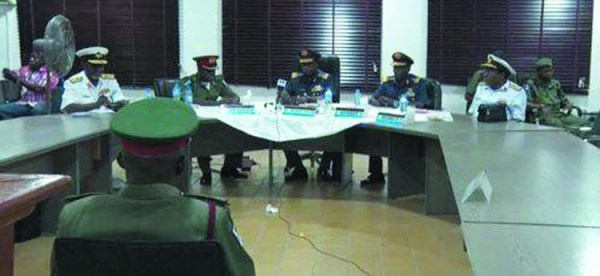 Conspiracy alleged over court martial demotion of Major General