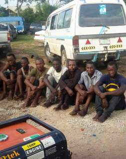Robbers write Lagos residents to pay Christmas dues