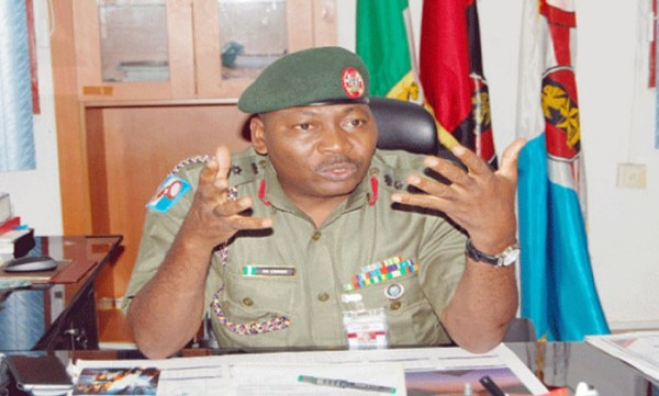 Army denies killing 150 pro-Biafra protesters