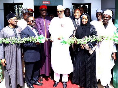 Buhari promises access to  quality healthcare