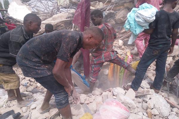 Traders decry Olorunsogo market demolition