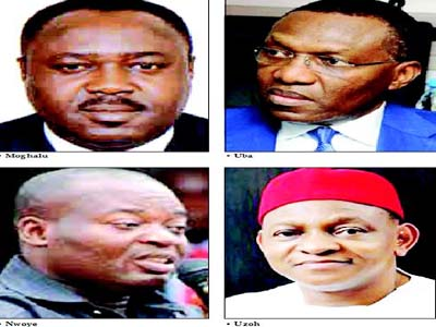 Anambra gov'ship: Nwoye picks APC ticket, beats Uba, others