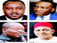 Image result for Anambra APC governorship aspirants