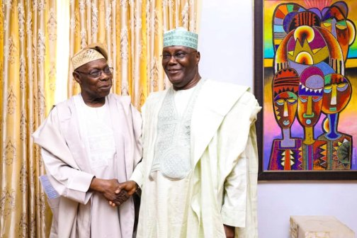 Image result for Atiku has learnt his lessons, says Obasanjo