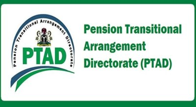 Image result for Pension Transitional Arrangement Directorate