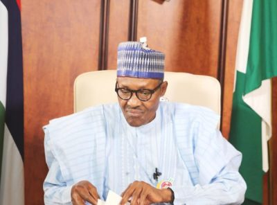 Don't to be used for violence, destruction, Buhari appeals to youths