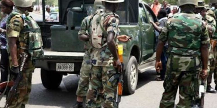 Group alleges presence of 3000 'fake' soldiers in Taraba