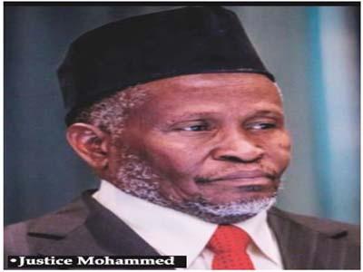 Appoint Muhammad as substantive CJN – Bauchi lawyers urge Buhari, NJC, FJSC,