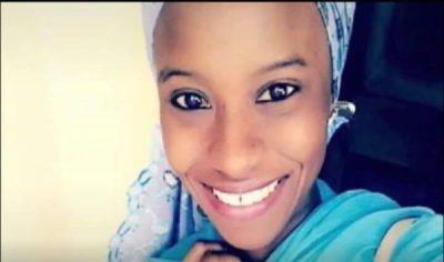 Zainab Aliyu released