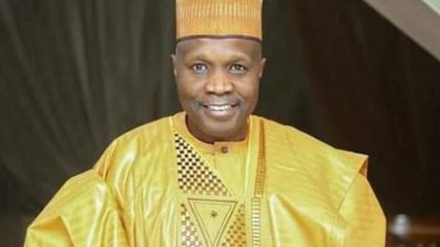 Image result for Gombe State Governor Inuwa Yahaya