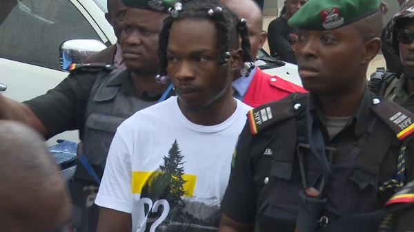 Image result for naira marley in court