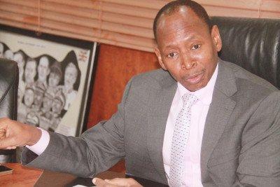 Nigeria's servicing debt AGF