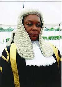 Buhari hasn't sacked me, Ofili-Ajumogobia tells court