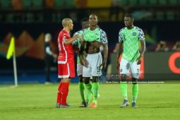 Nations Cup goal king Odion  Ighalo re-considering retirement