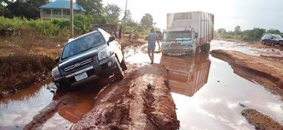 About these Nigerian roads - The Nation Newspaper