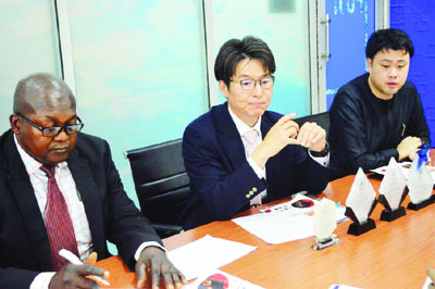 Japan seeks investment opportunities in Nigeria - The Nation Newspaper