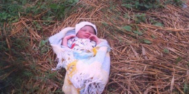 17-year-old dumps newborn in drain