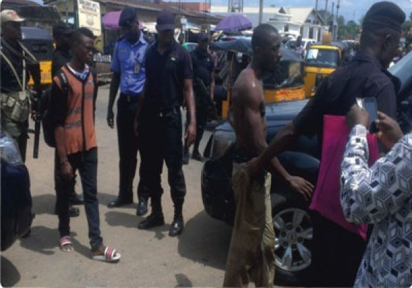 Jubilation in Imo community as police arrest killer cultists