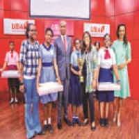 UBA awards grants to national essay winners - The Nation Newspaper