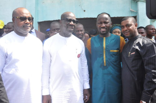 Obaseki expands Agripreneur Scheme to cover piggery, cassava,oil palm