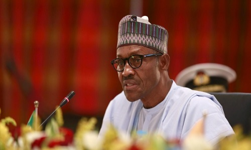 Buhari assures IOCs of security on investments - The Nation Nigeria