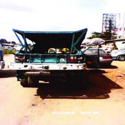 Fayawo vehicle