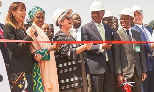 El-Rufai lays foundation for N10.2b tomato plant