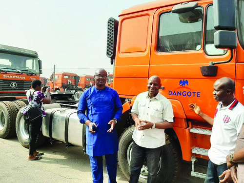 Dangote invests N63b in ANAMMCO plant - The Nation Nigeria