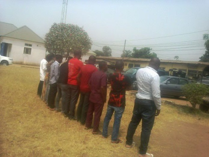 UTME racketeering: NSCDC arrests 12 illegal operators in Imo