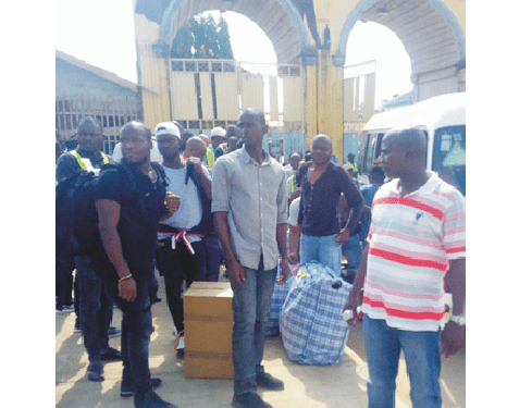 Denials, abandonment trail deportation of Nigerians from Germany