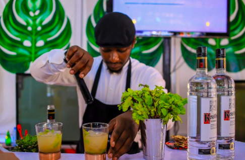 Winners emerge from world-class bartender competition