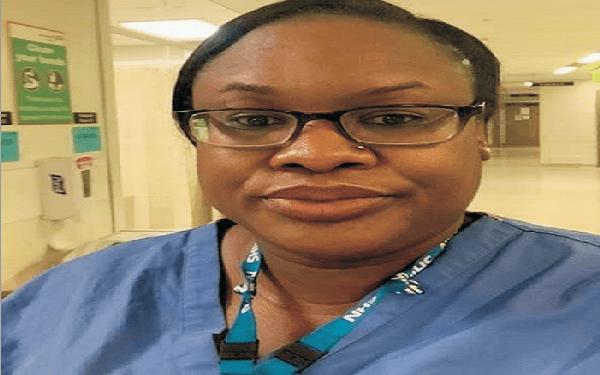 'Infected nurse: I'm glad COVID-19 didn't kill me'