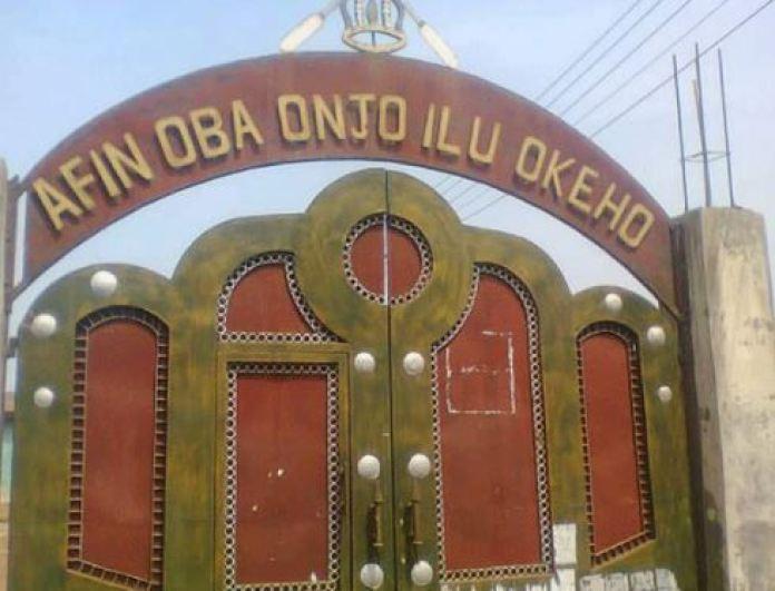 Okeho town