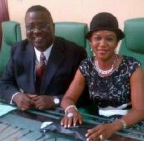 wife of former Edo Speaker