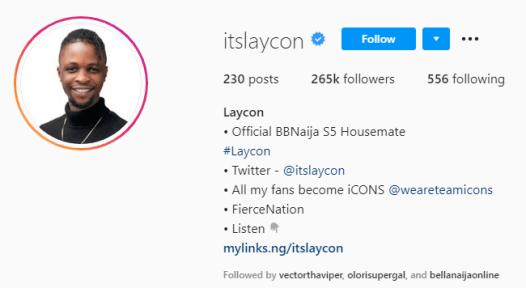 Laycon