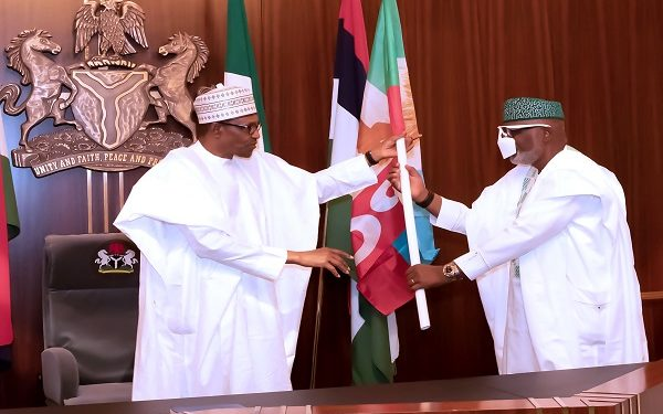 Buhari endorses Akeredolu