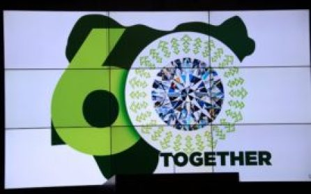 Nigeria at 60 logo