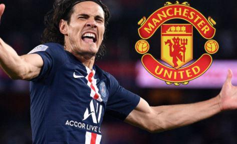 Cavani relishing Manchester United challenge