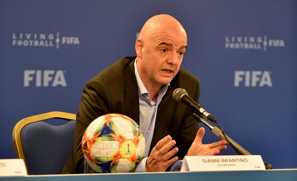 SWAN gets FIFA COVID-19 funds