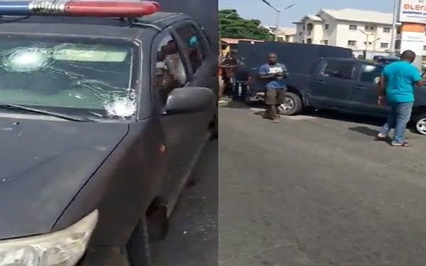 Gunmen attack bullion van in Lagos