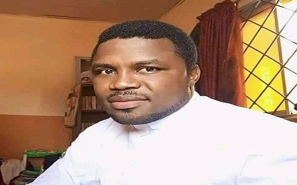 Catholic Priest Abducted