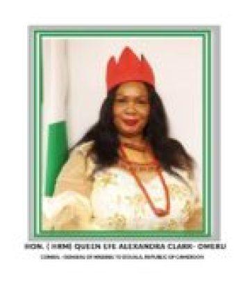 clark-omeru-urges-nigerians-in-cameroon-to-be-good-ambassadors