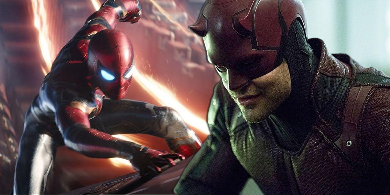 Netflix Daredevil Star Charlie Cox Joins Spider-Man 3 Cast
